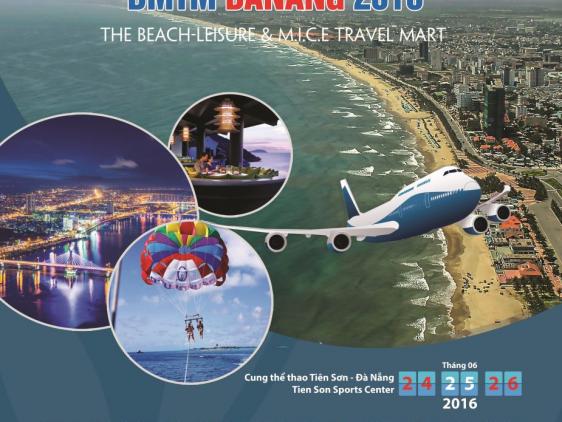 Kích cầu du lịch tại Hội chợ Du lịch quốc tế Đà Nẵng 2016